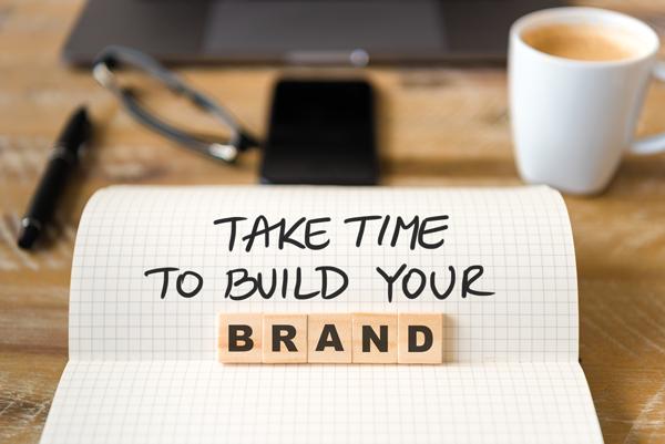 Take time Developing a brand