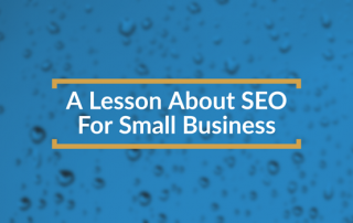 Lesson about SEO Title Box